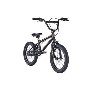 s'cool XtriX mini 16 - Vélo enfant - noir/Or